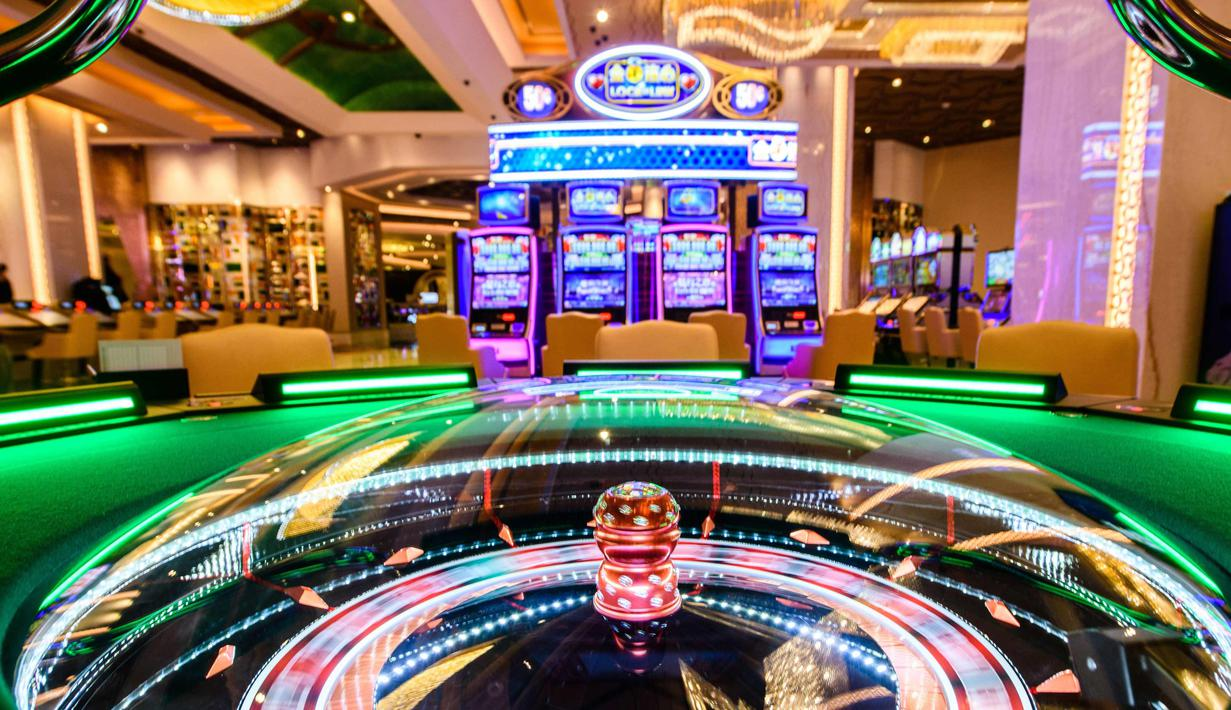 Casino As Di Buka Dan Di Lengkapi Kamera Termal